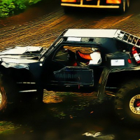 4x4 Buggy Off-Road Puzzle