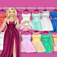 Ballerina Princess Magazine Dress Up