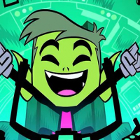 Beast Boy Teen Titans Adventure 2D