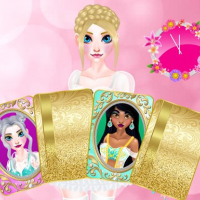 Beautiful Princesses - Find a Pair