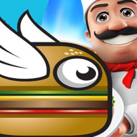 Flappy Burger Shop