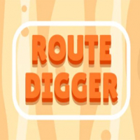 Game Route Digger