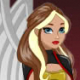Hawkgirl Dress Up