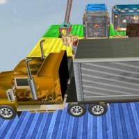 Impossible Truck Driving Simulator