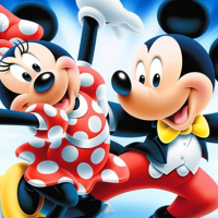Mickey Mouse Jigsaw Puzzle Collection