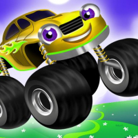 Monster Trucks Game for Kids