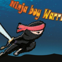 Ninja boy warrior