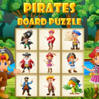 Pirates Board Puzzle
