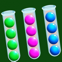 Sort Bubbles Game Puzzle