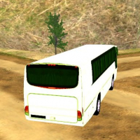 Uphill Bus Drive