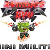 zombies mini militia live