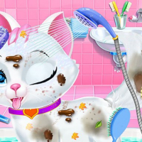 Animal Daycare: Pet Vet & Grooming Games