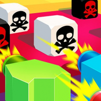 Cube Defence Game