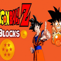 Dragon Ball Z Blocks