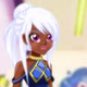 Lolirock: Izira Princess of Xeris Dress Up