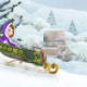 Magical Sled Race