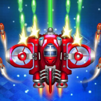 Space Shooter - Alien Galaxy Attack