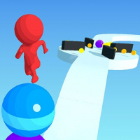 Stack Ride Surfer 3D - Run Free Ball Jumper Game