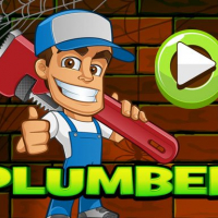 The Plumber Game - Mobile-friendly Fullscreen